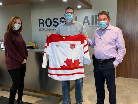 Welcome ROSSCLAIR Contractors Inc!