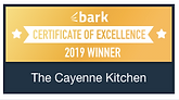 BARK Certificae of Excellence