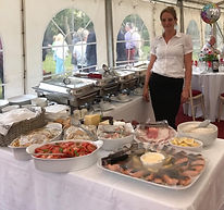 FoH Marquee Buffet- 10 AUG 2019