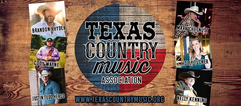 Texas country music chart texas country music association