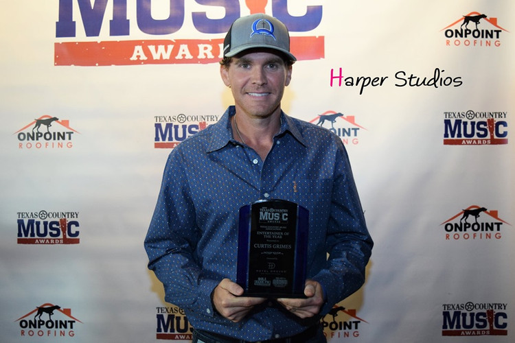 Curtis Grimes - Entertainer of the Year