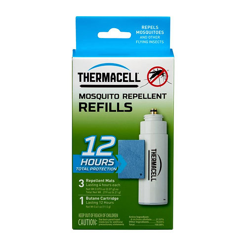 THERMACELL Recharge 12 heures
