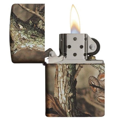 ZIPPO - Briquet Camo Mossy Oak Break Up Infinity