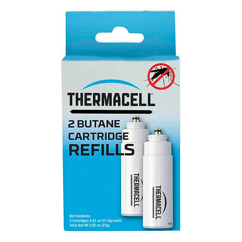 THERMACELL Recharge butane