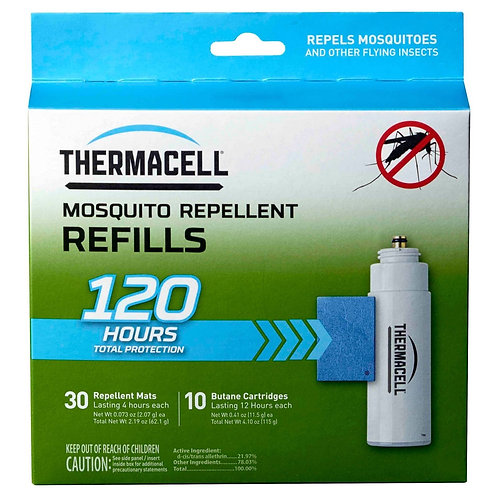 THERMACELL Recharge 120 heures