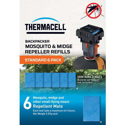 THERMACELL Recharge plaquettes