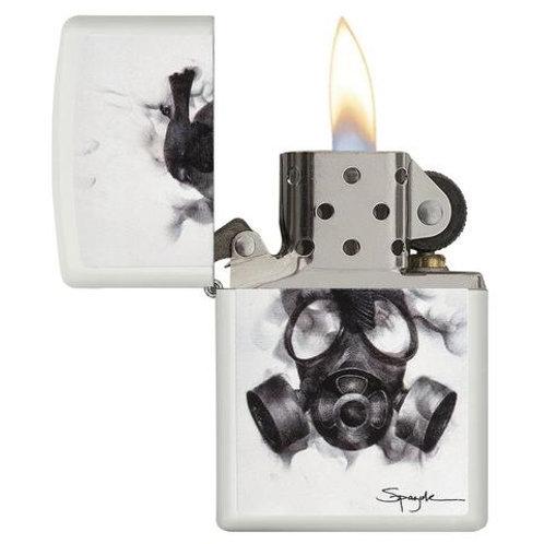 ZIPPO - Briquet Spazuk Gas Mask