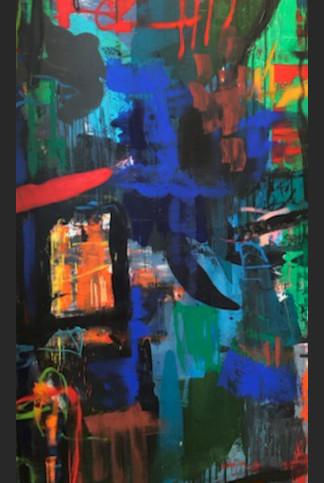 Fragments & Landscapes VII