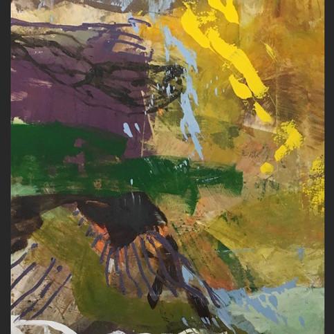 Fragments & Landscapes VIII
