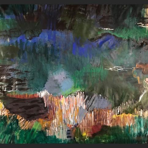 Fragments & Landscapes IV