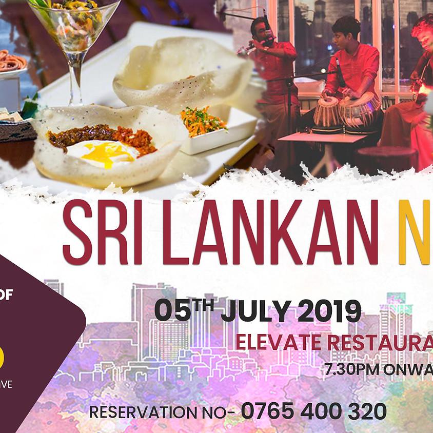 Srilankan Night