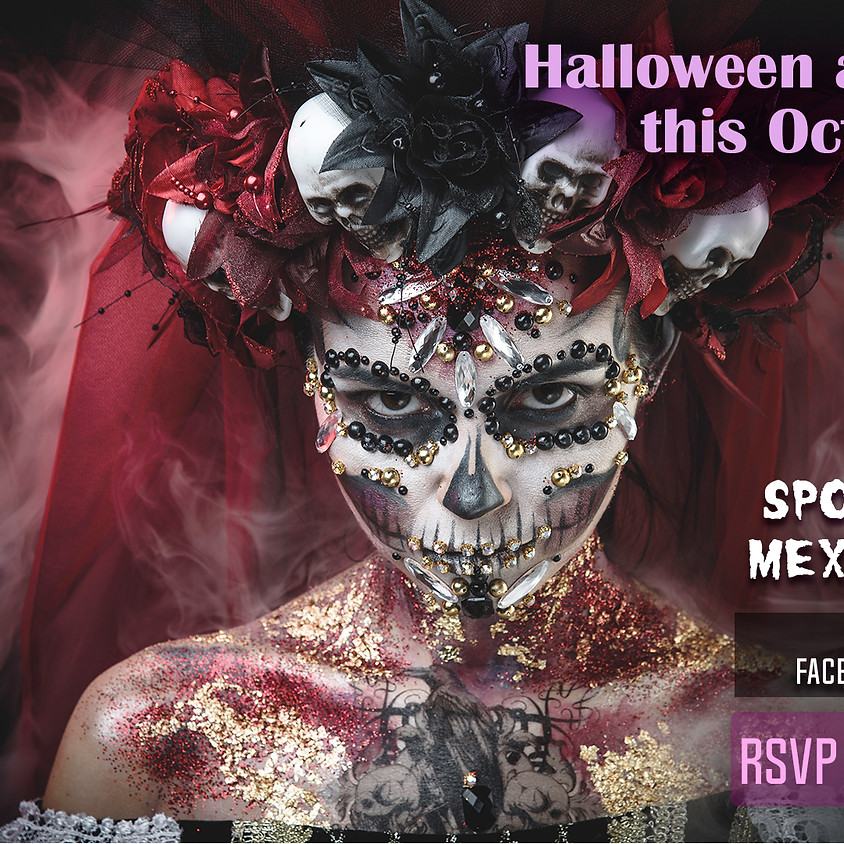 Spooktacular Mexican Fiesta