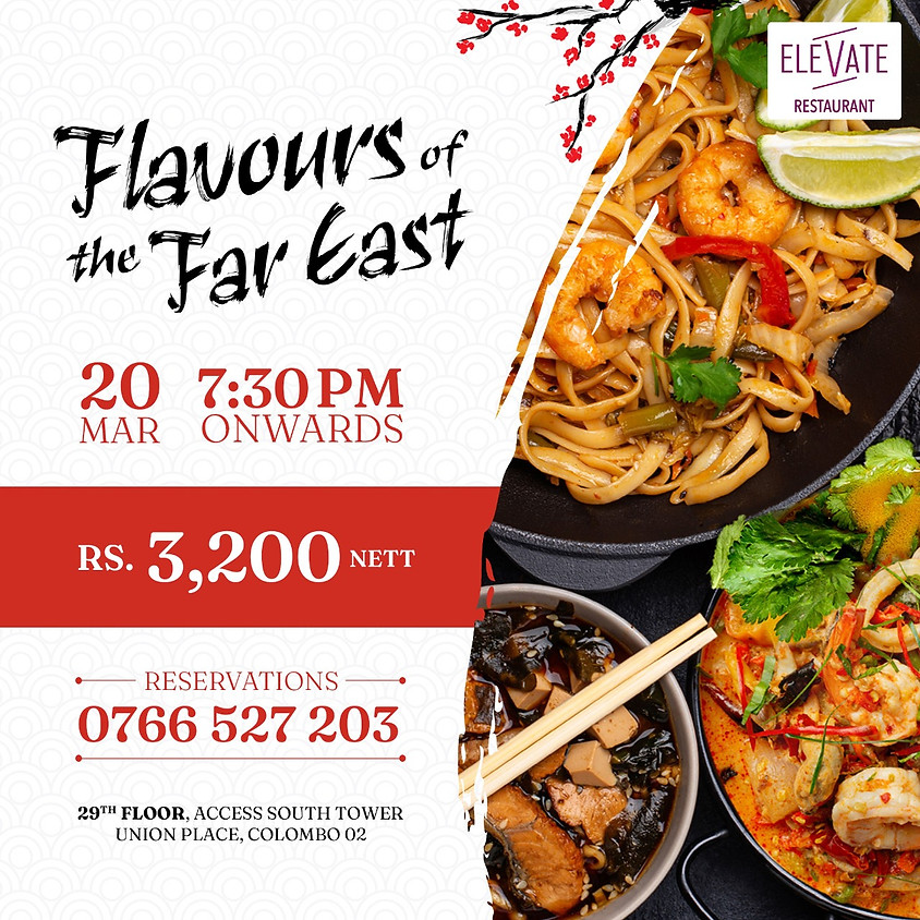 Flavours of the Far East