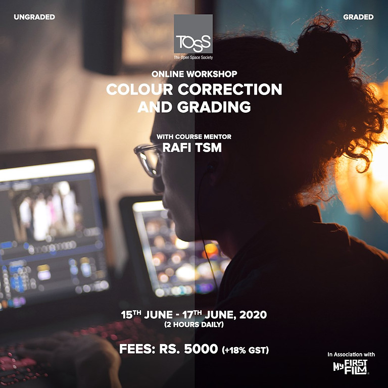 Colour Correction and Grading
