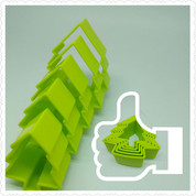 Xmas Tree Cookie Cutter Set of 5