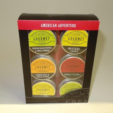 Assorted American Spices