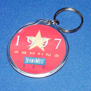 Memorial Keychain for Special Occasion