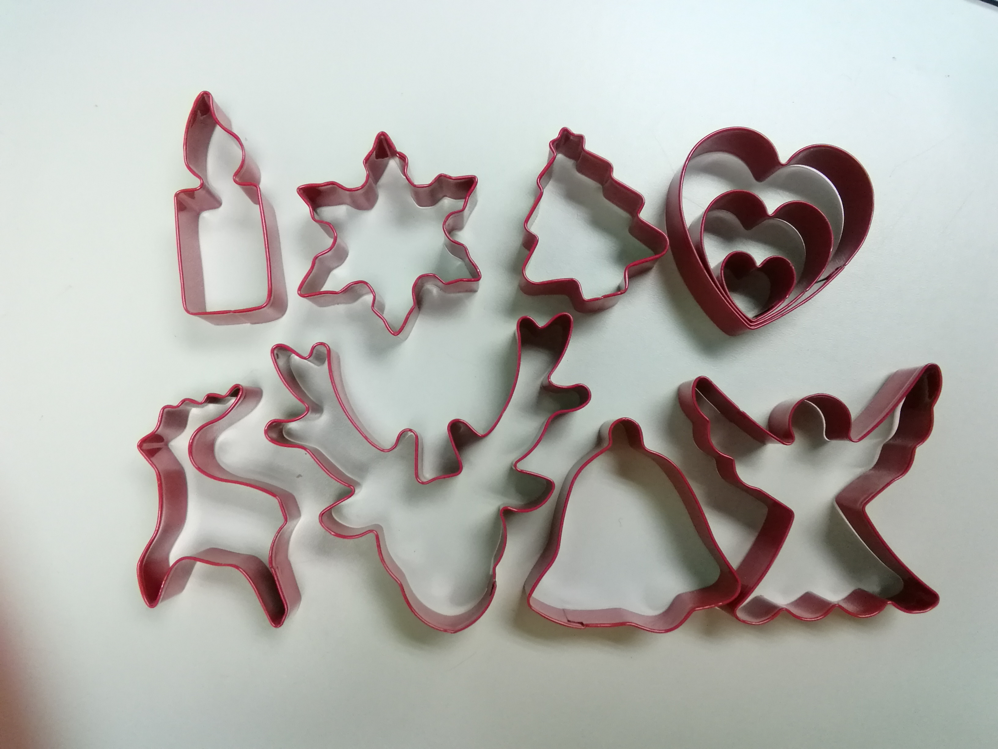 cookie cutter xmas