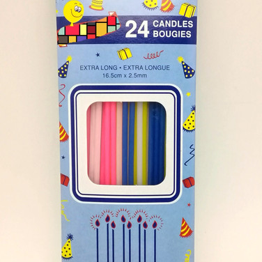 Birthday Party Candle 4