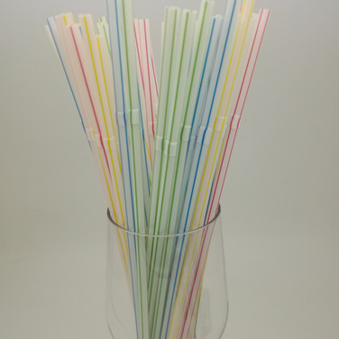 Colourful Drinking Straw