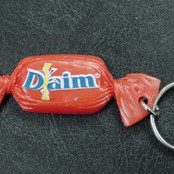 Custom Keychain - Sweet Candy