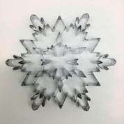 Giant Cookie Cutter - Snowflake
