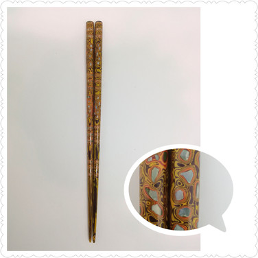 Chinese Chopsticks with Shell