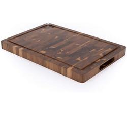 CB2004 Acacia end grain cutting board