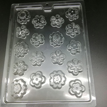 Flower Chocolate Mold