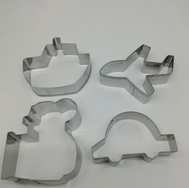 Transport Cookie Cutter Set