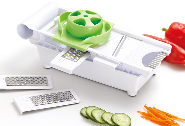 6 in 1 Kitchen Grater