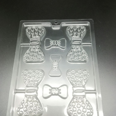 Tie Pop Chocolate Mold
