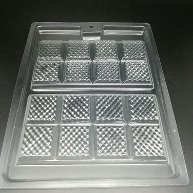 Chunky Bar Chocolate Mold