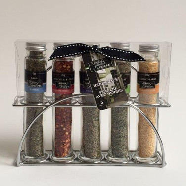 Spice in Grinder Set