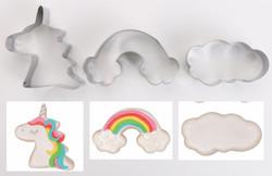cookie cutter unicorn