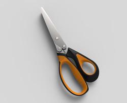 multi-blades scissors