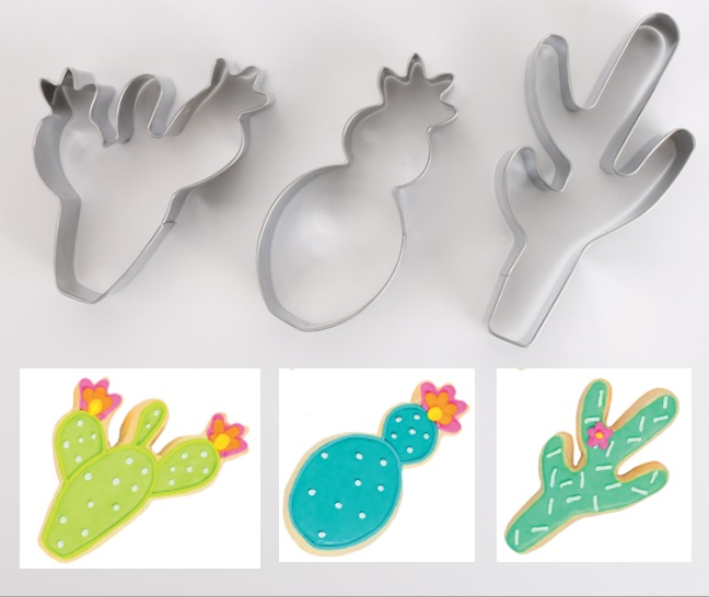 cookie cutter succulents