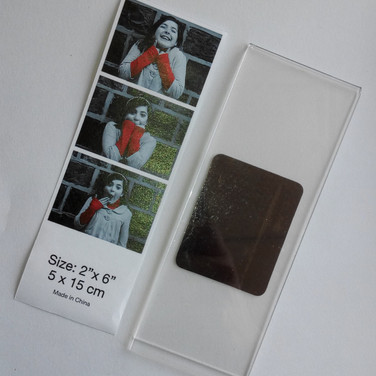 Photo Booth Magnet Frame