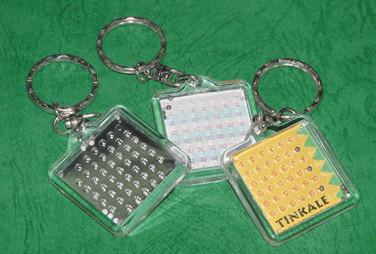 Lottery Keychain Series