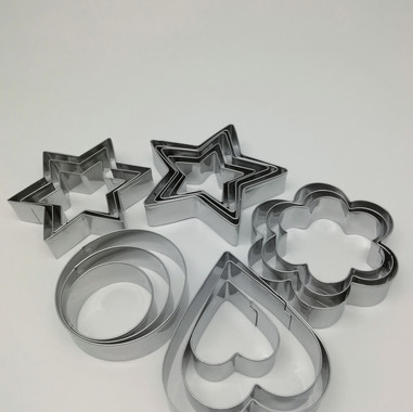 Trio Cookie Cutter Set