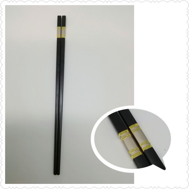 CHinese PPS Chopsticks with Metal Decor