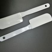 Spatula Set of 2 - White