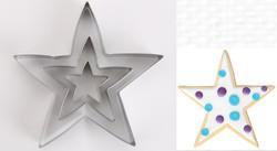 cookie cutter star