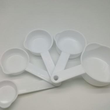 Plastic Measure Cup Set of 5