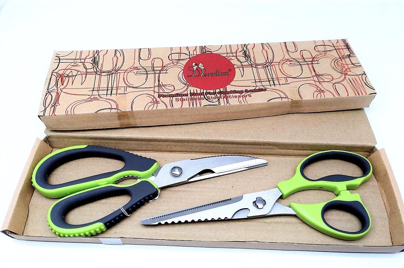 Devotion scissors set