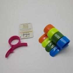 Orange Peeler ring