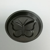 Round Pan - Butterfly
