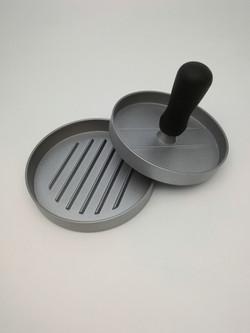 Burger Press - stainless steel