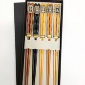 Wooden Chopsticks Set