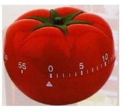 Kitchen timer - tomato
